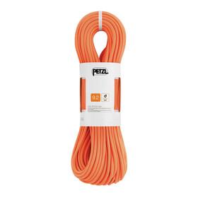 Petzl Volta - Corde d'escalade - 9,2 mm x 80 m orange